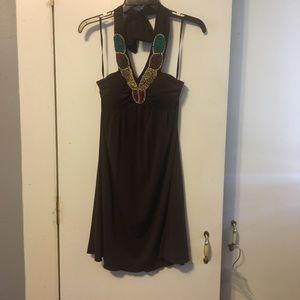 BCX halter dress, small great for summer